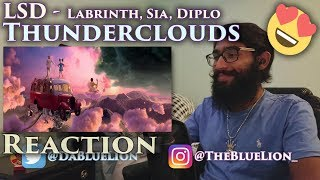 Reaction To Lsd   Thunderclouds (official Mp3) Ft. Sia, Diplo, Labrinth