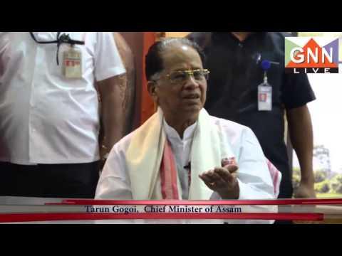 Tarun Gogoi - Chief Minister of Assam