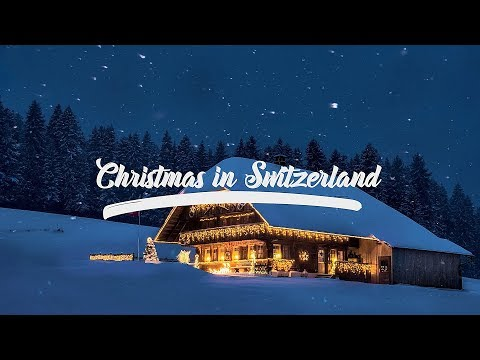 Scenic Alps by Rail:  Christmas in Switzerland Edition