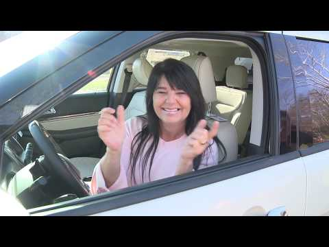 Patricia Keigans From Ohio Wins A Ford Explorer Platinum & $10,000 A Year For Life