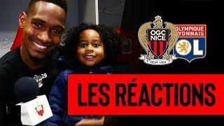 Nice 1-0 Lyon : les réactions