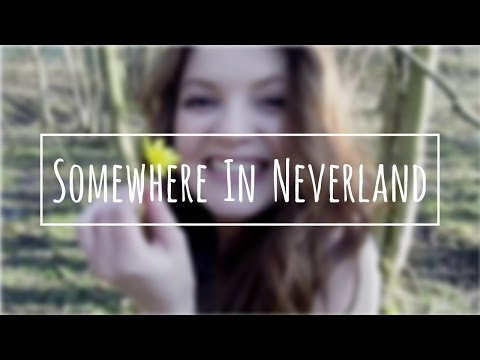 Somewhere in Neverland - All Time Low - Acoustic Cover by Izzie Naylor