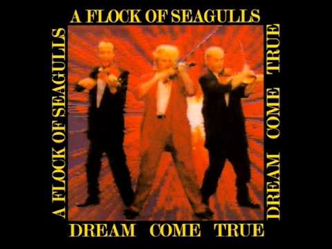 A Flock Of Seagulls - Hot Tonight
