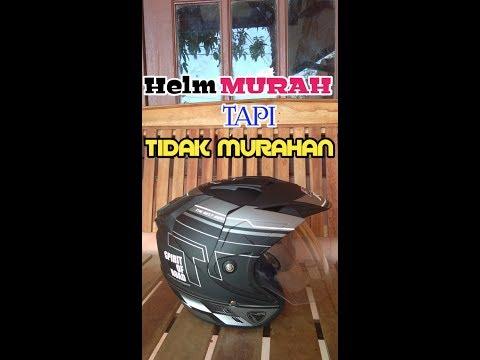 Unboxing Helm BXP, Helm Murah Tapi Tidak Murahan