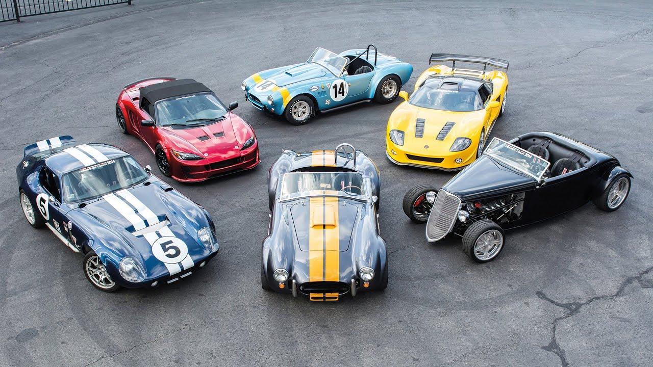 Company - Factory Five Racing on