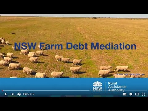 Introducing NSW Farm Debt Mediation
