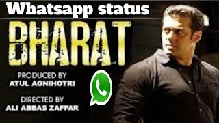 BHARAT Movie best dialogue whatsapp status | Salman khan || by dialogue status