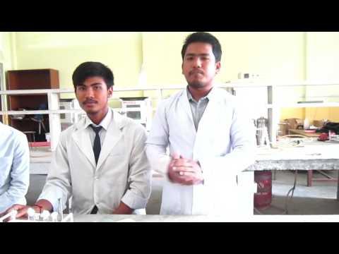 Isolation and screening of antibiotic producing actinomycetes.