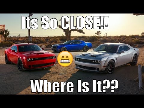 Challenger Redeye Is So Close! Lets Talk...