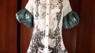 Интересные дизайнерские вещи.Покупки одежды осень 2014.