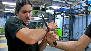 Knife Disarming Techniques. Knife Defense - KALI FMA