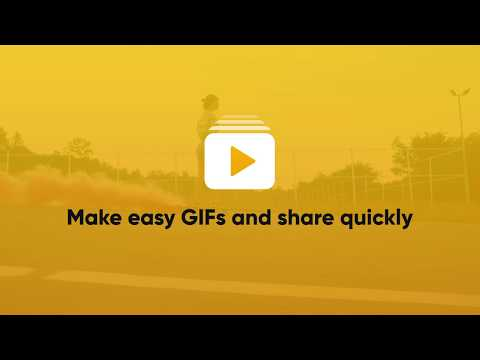 How to make GIF on iPhone | ImgPlay - GIF Maker
