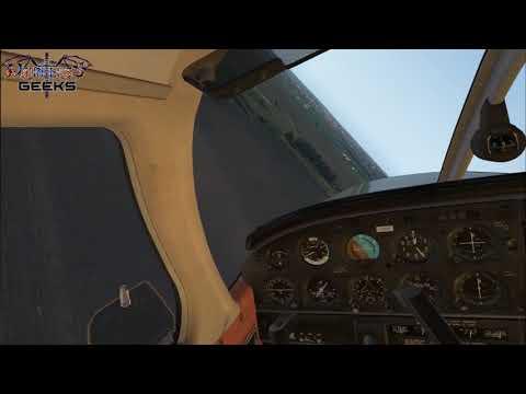 [DG] Kit - JustFlight Piper PA28-161 Warrior II - EGBN Nottingham - Beta 11.30 *PC*VR*OCULUS*