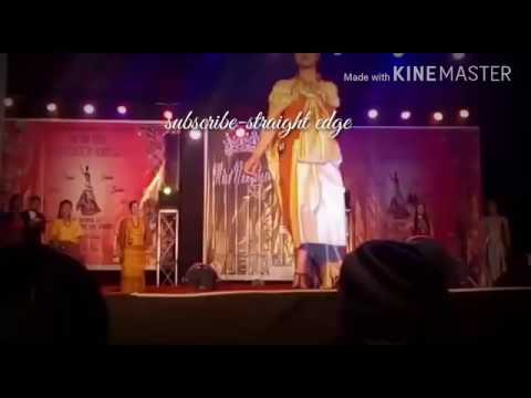 Miss Nongstoin 2017 PART-2:WEST KHASI HILLS @NONGSTOIN PARK,MEGHALAYA