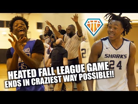 HEATED MATCHUP HAS A CRAZY FINISH!! | South Florida POWERHOUSES Battle in Fall League
