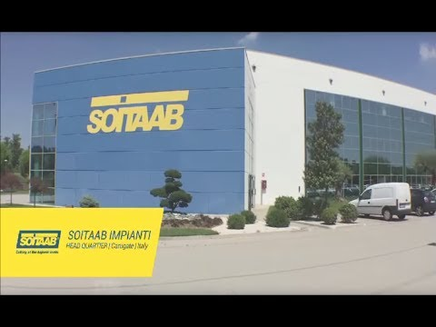 Soitaab Video Tour of New Manufacturing Facility 2016