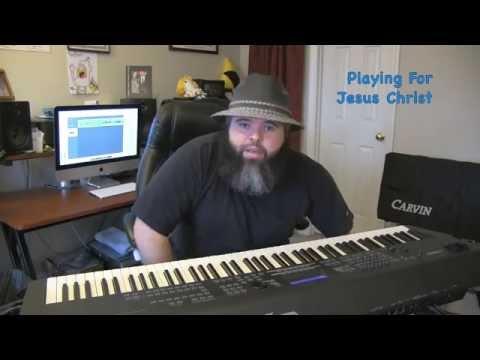 Deaf Musician Piano Test