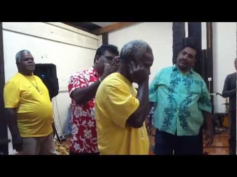 Dr. Rev. Peter Kumar Working With God In New Caledonia