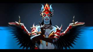 Queen of Pain Succubus Set - Vote for Queen of Na`Vi!