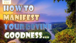 Bo Sanchez TRC - How To Manifest Your Divine Goodness (PowerTalk)