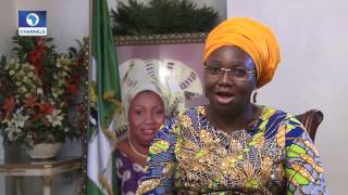 Metrofile: Dame Fashola Shares Challenges As First Lady