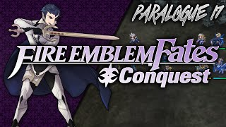 Fire Emblem: Fates :: Conquest :: Paralogue 17 - Two Defenders