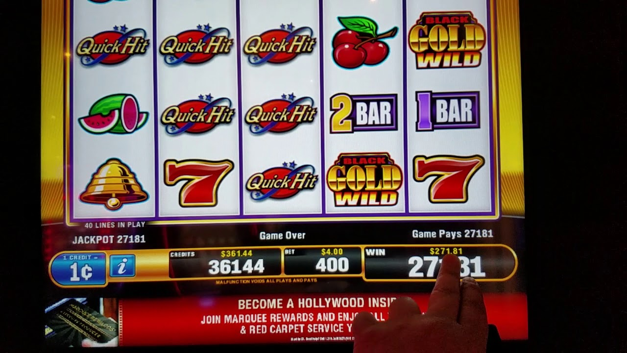 Quick Hit Pro Slot Machine