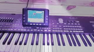 How to play asabaka aich9on (piano ) كيفية عزف اغنية اصابك عشق