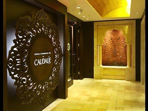 Miraj Hamman Spa, Shangri La Hotel, Toronto