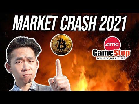 🔥 Bitcoin Squeezed… Why AMC \u0026 GameStop Is Next