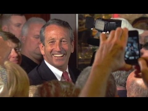 Mark Sanford wins a second chance