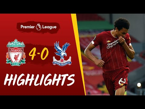 Highlights: Liverpool 4-0 Crystal Palace | Salah, Mane & two screamers at Anfield