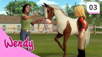 "Wendy - Pferde sind Ihr Leben: Staffel 1, Folge 3 ""Pferdeklau"" GANZE FOLGE"