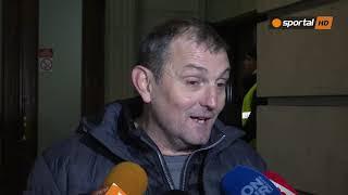 Златомир Загорчич: Очаквах повече в края на годината, загубихме доста точки