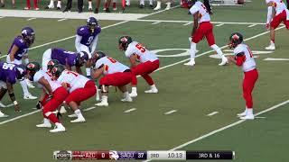 Arizona Christian vs SAGU (Second Half) » NAIA Football 2017