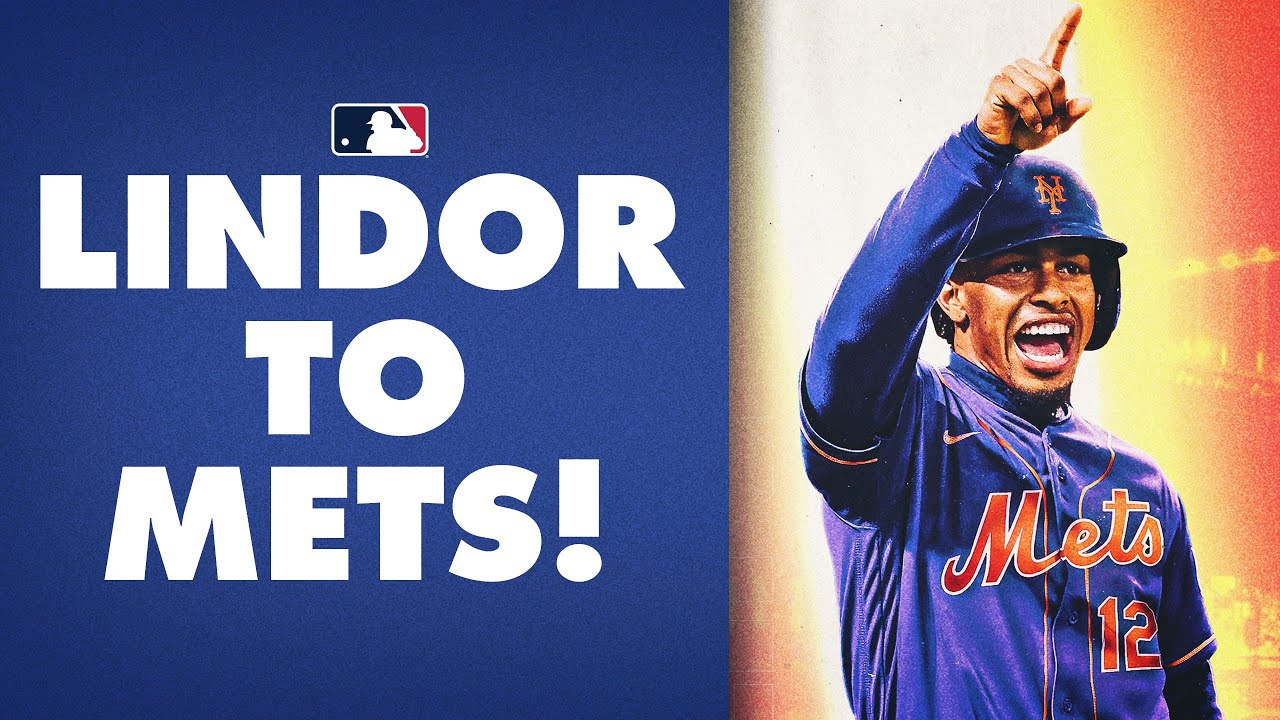 Lindor to NYC! New Mets shortstop Francisco Lindor Career Highlights!