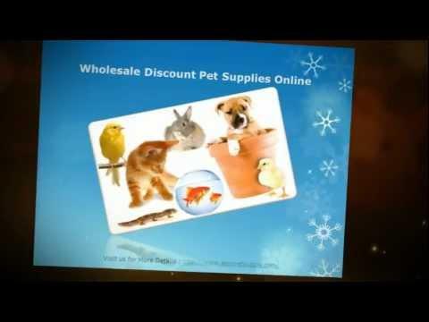 Wholesale Discount Pet Supplies Online