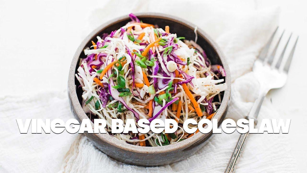 Vinegar Based Coleslaw Recipe Chef Billy Parisi