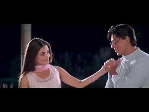 Shah Rukh Khan & Aishwarya Rai Romantic Dance - Mohabbatein Best Scenes