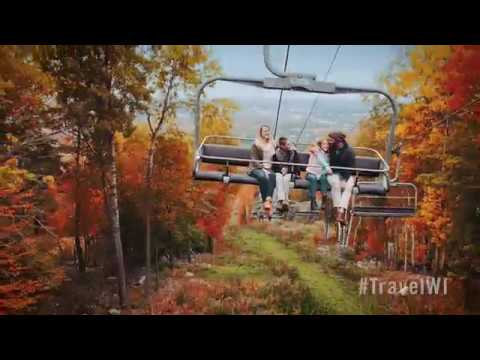 Wisconsin Fall Colors – Dronie | Travel Wisconsin