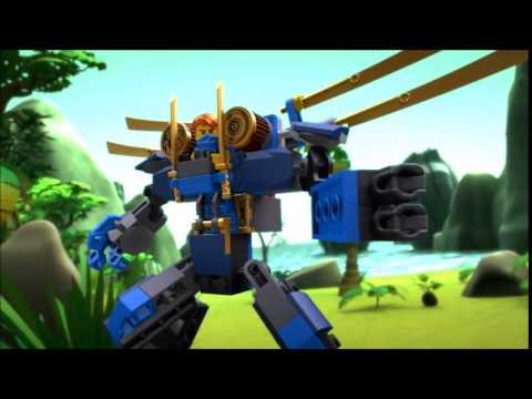 LEGO Ninjago - ElectroMech / 70754