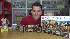 Rasantes Review zu LEGO® Ideas 21319 - Friends Central Perk