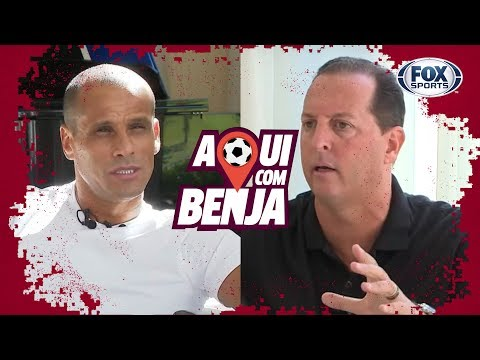 Rivaldo - Aqui com Benja! - Programa completo