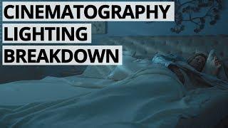 Day for Night bedroom scene - Cinematography Lighting Breakdown