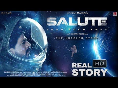 SALUTE - 2019 Real Story | Shah Rukh Khan | Fatima Sheikh | Official Trailer | Teaser Rakesh Sharma