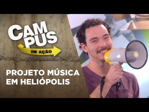 Campus Em Ação | No Ritmo De Heliópolis