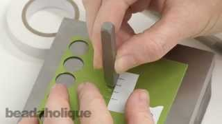 How To Use Impressart Stamp Straight Tape