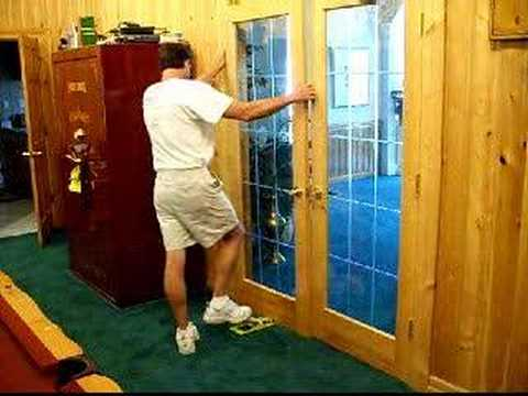 & Linft N Lock - hanging door video drywall support video - YouTube