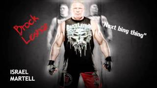 WWE: Brock Lesnar Theme Song 2013