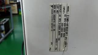 Yaskawa Varispeed 646HF5 Repairs by Dynamics Circuit (S) Pte. Ltd.